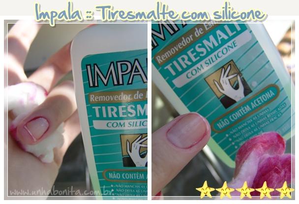Impala Tiresmalte com silicone