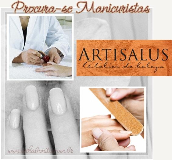 manicuristas artisalus