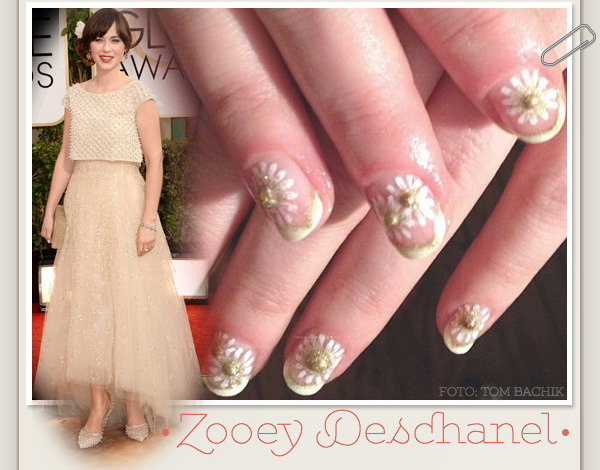 zooey-nails-golden-globe-2014