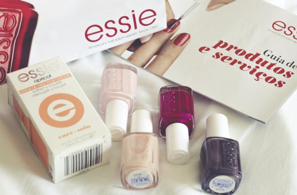 esmaltes-essie-brasil1unha bonita kit granado pink swatches