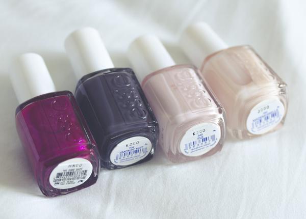 esmaltes-essie-brasil5unha bonita kit granado pink swatches