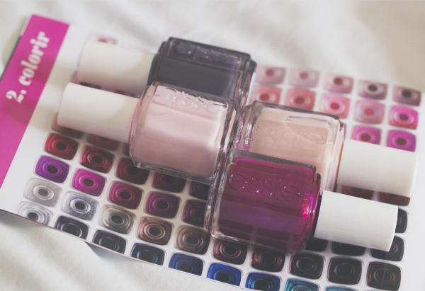 essie-brasil1unha bonita kit granado pink swatches