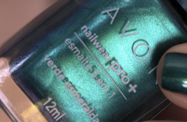 Esmalte Avon Nailwear Pro+ Swatches-13
