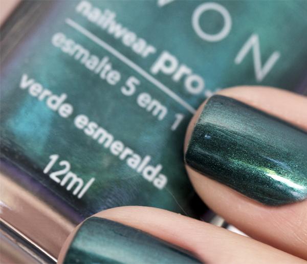 Esmalte Avon Nailwear Pro+ Swatches-14
