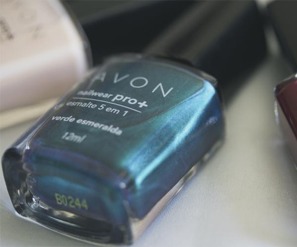 Esmalte Avon Nailwear Pro+ Swatches-16