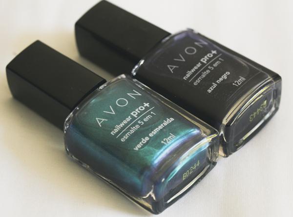 Esmalte Avon Nailwear Pro+ Swatches-18