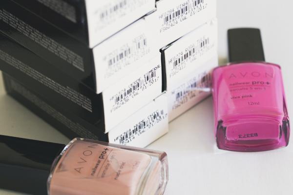 Esmalte Avon Nailwear Pro+ Swatches-20
