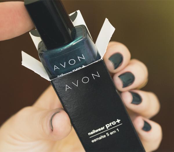 Esmalte Avon Nailwear Pro+ Swatches-21
