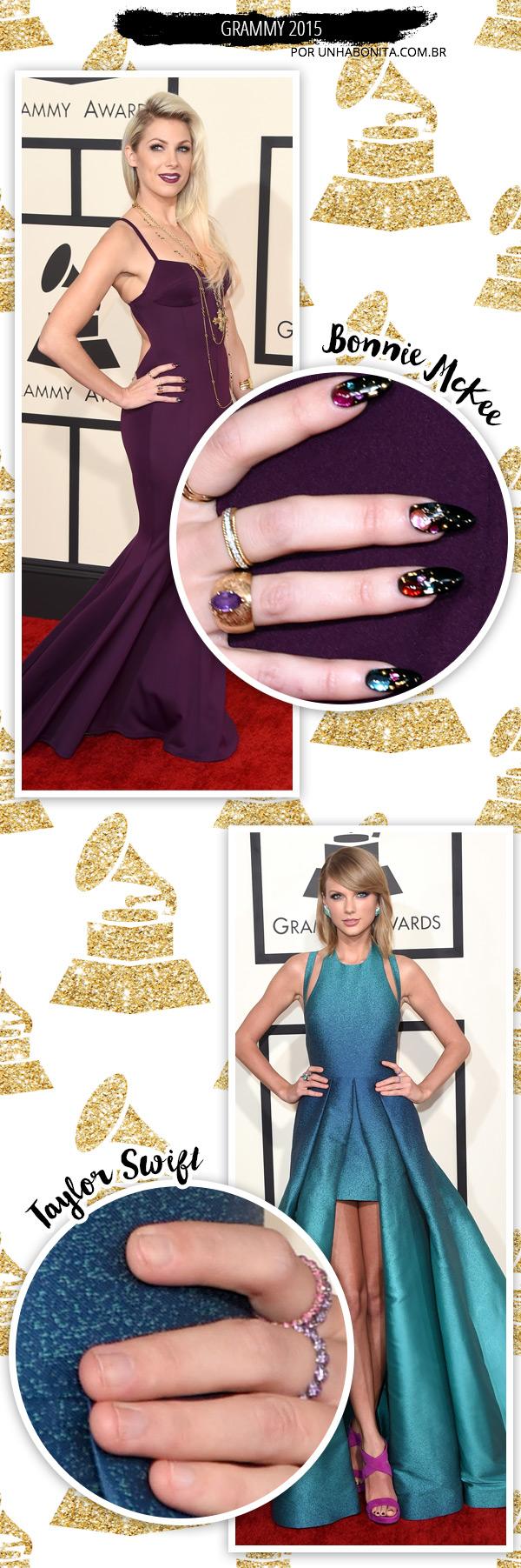 Bonnie-McKee-taylow-swift--grammy-2015-manicure