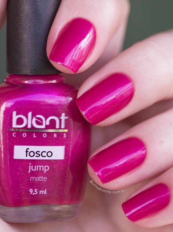 Blant Colors No Ritmo da Cor Jump
