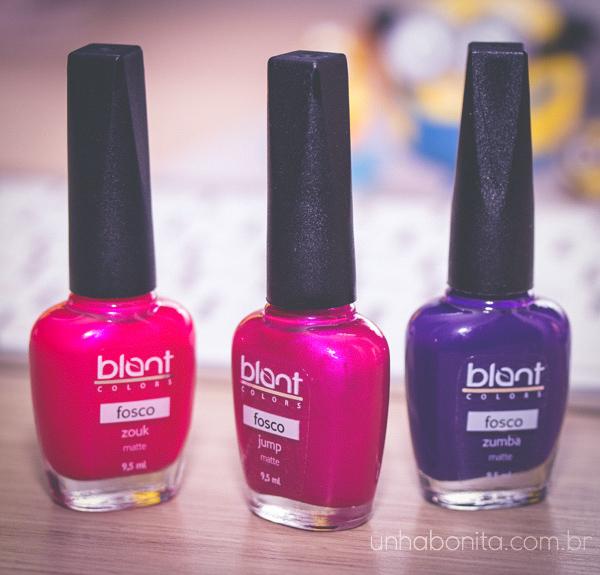 Blant Colors No Ritmo da Cor