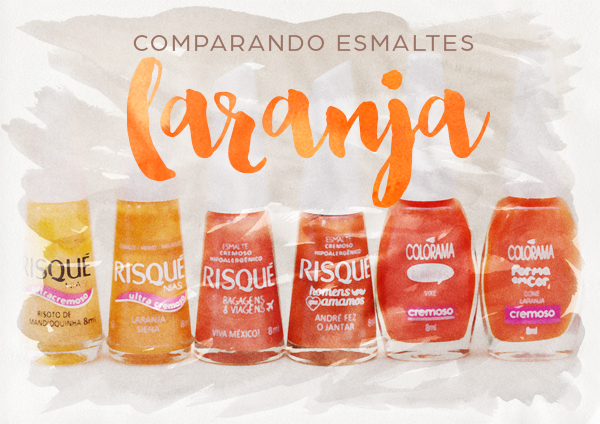 comparações-esmaltes-laranja