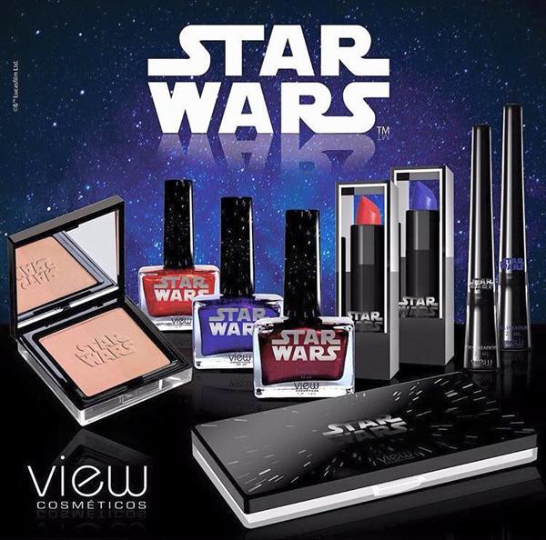 Star-Wars-Coleçã-view-cosmeticos-esmaltes